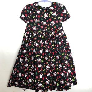 Hello Kitty Christmas Dress